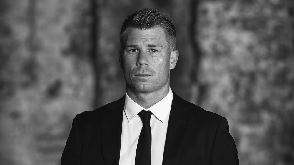 David Warner has been known for his fiery outburst and off field behaviour over the years. Photo: Getty Images.