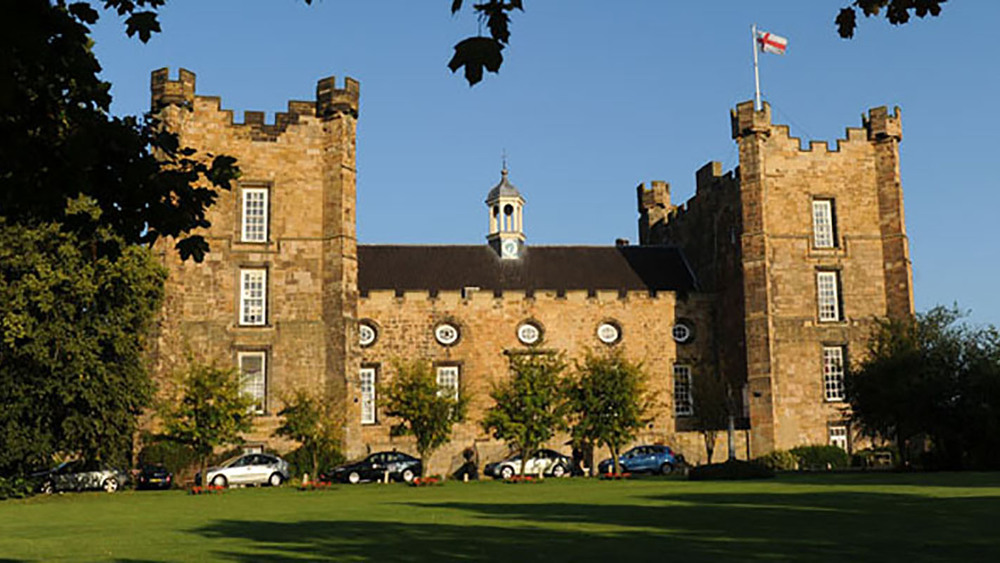 Photo: Lumley Castle has been a favourite place to stay for the Australian team over the years. Picture: Sourced.