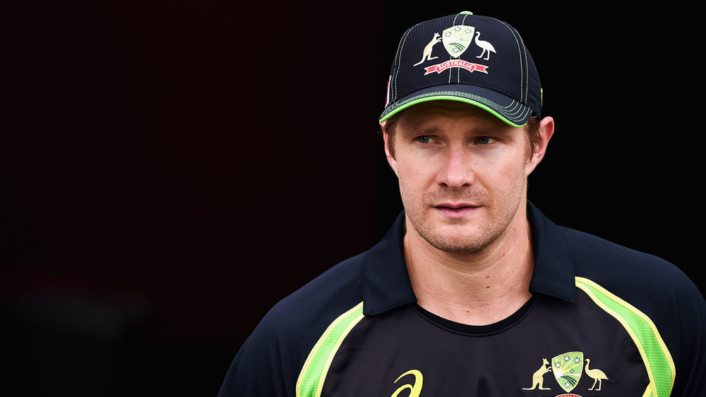 Was Shane Watson haunted by ghost Lily of Lumley? Photo: Getty Images.