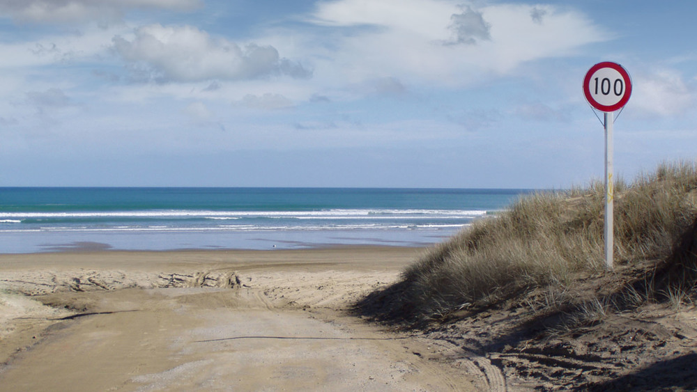 90 mile beach is also known as a busy spot for 4WD enthusiasts and is nicknamed the New Zealand Highway Photo: Sourced.