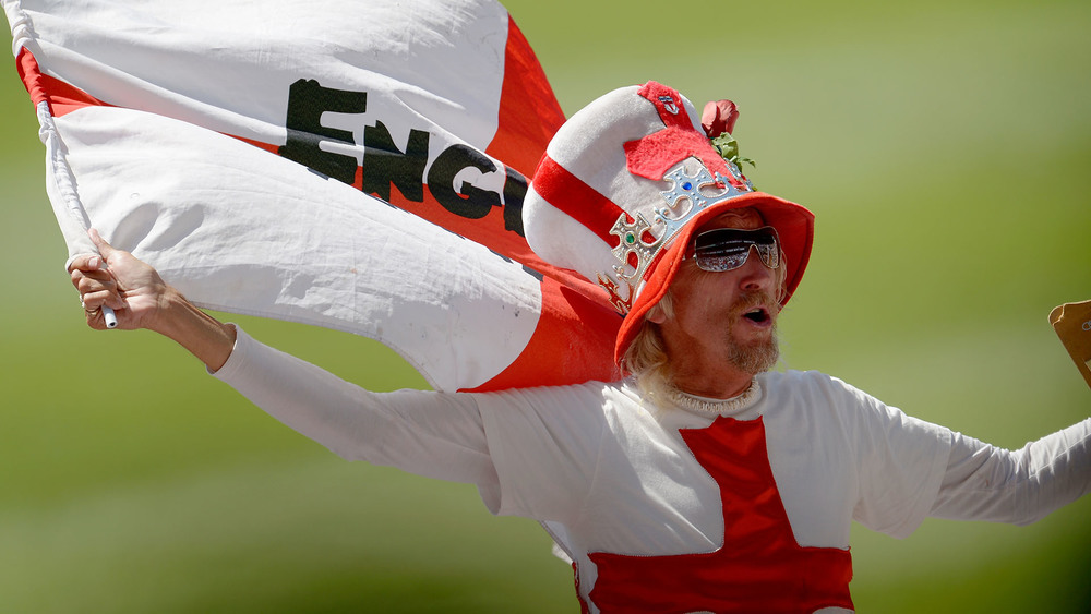 Joining the Barmy Army could be an option...... or not? Photo: Getty Images.