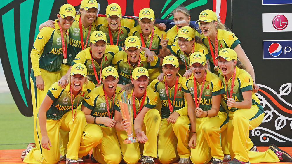 The Southern Stars will be aiming for a fourth consecutive title. Photo: Getty Images.