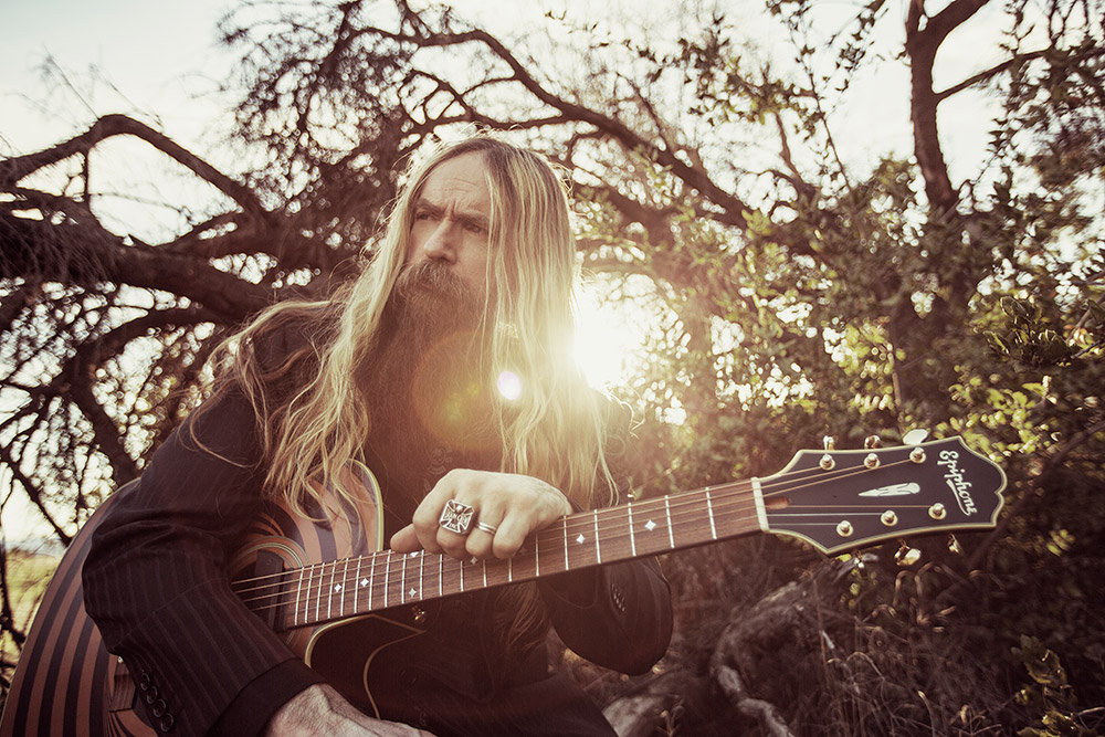 "ZAKK WYLDE PROMO FOR ""BOOK OF SHADOWS II"""