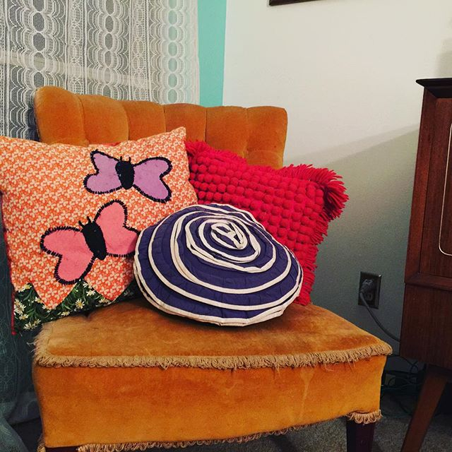Fun Pillows Can Add A Whole New Look