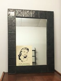 Look at Yourself! In This Mirror!