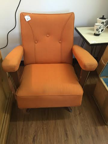 Orange is the New Vintage