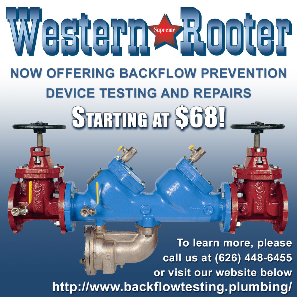 Check out our Sister Site Backflow Testing Plumbing for more information.