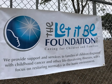 The Let It Be Foundation - Caring for Children and Families. We provide support and services to families of children diagnosed with childhood cancer adn other life-threatening illnesses, with a focus on restoring normalcy in the home environment.