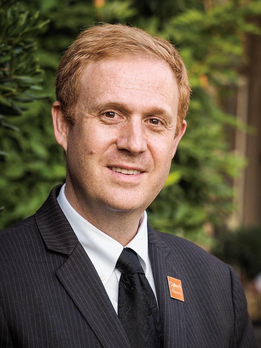 David Tytell, President, Caltech Alumni Association