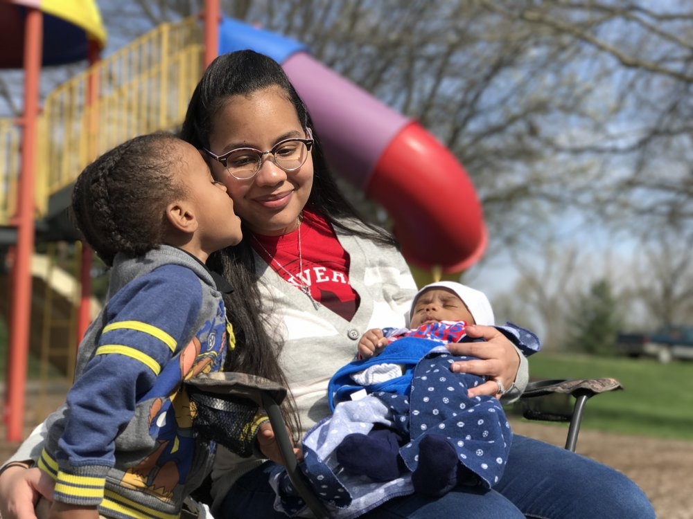 Jenny w kids park