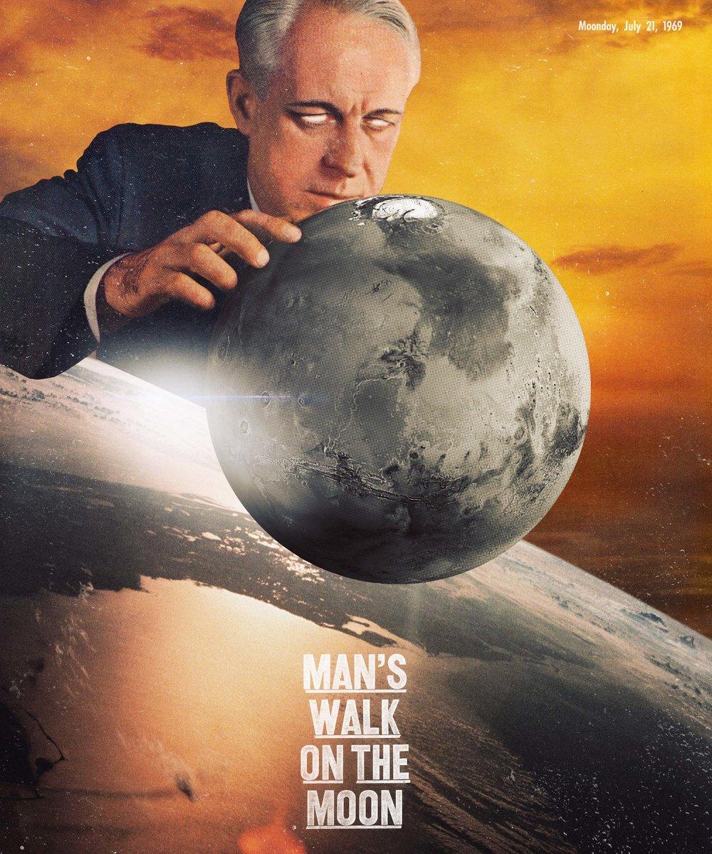 Man's walk