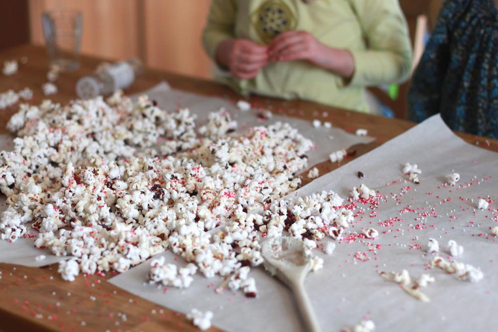 valentine popcorn