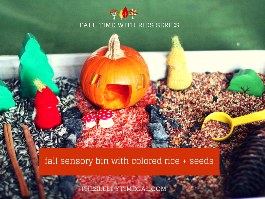 FALL TIME WITH KIDS SERIES