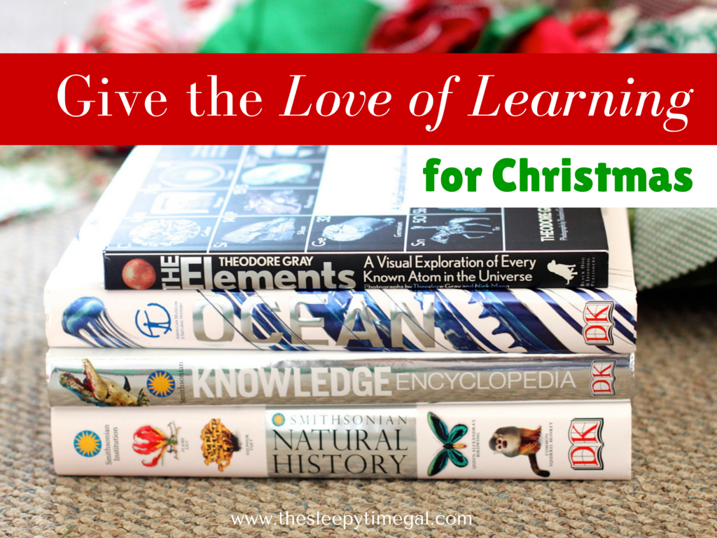 Give the Love of Learning