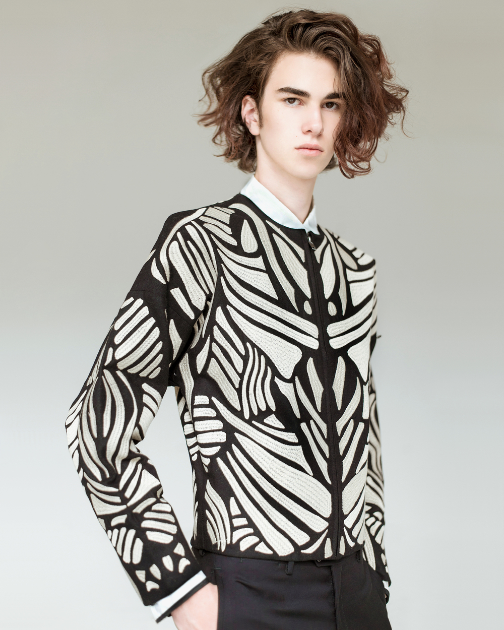 Vintage Mcqueen Jacket
