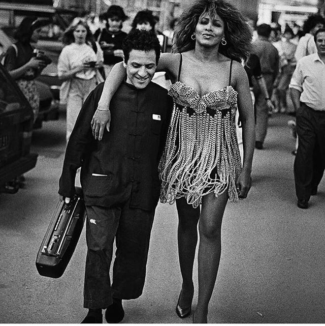 Fashion designer Azzedine Alaia, who dressed stars from Greta Garbo to Grace Jones and Lady Gaga, only age 77, - very sad indeed - he was a Genius. RIP 💔💔💔