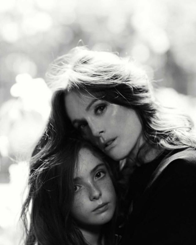 Happy bday to our beautiful @juliannemoore - shot by our gorgeous photographer and beautiful muse @helenachristensen