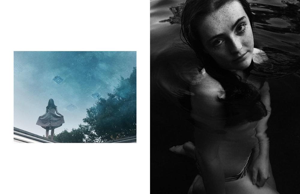 Helena Christensen,  Reserved Magazine , Issue 4