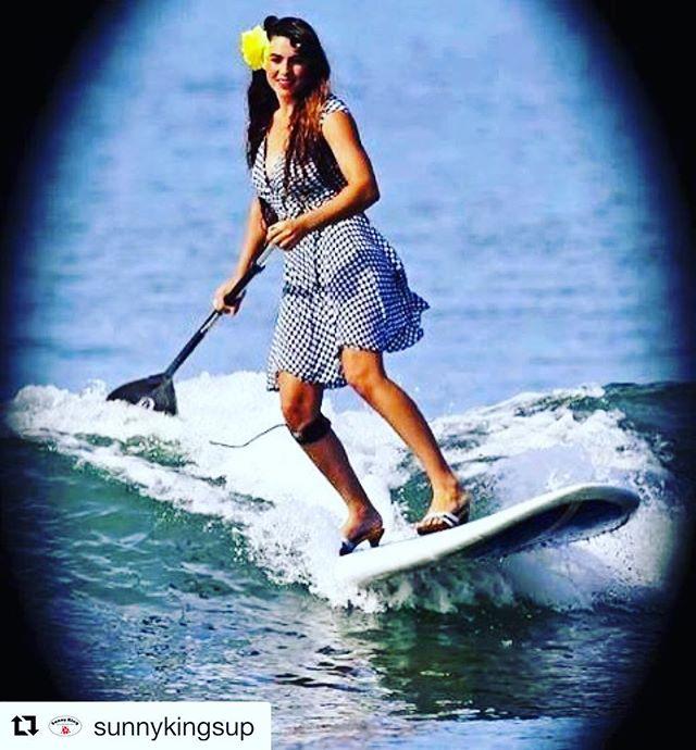 SUP'ing in style! #suphire #kayakhire #tweedriver