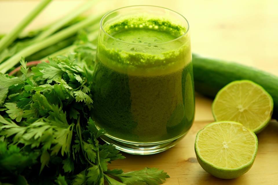 United We Om Yoga Green Juice Detox