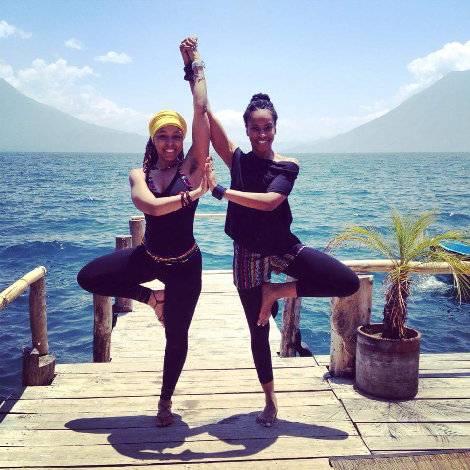 Nicoli Rena Sinclair & Healin'Irie - Lake Atitlan, Guatemala