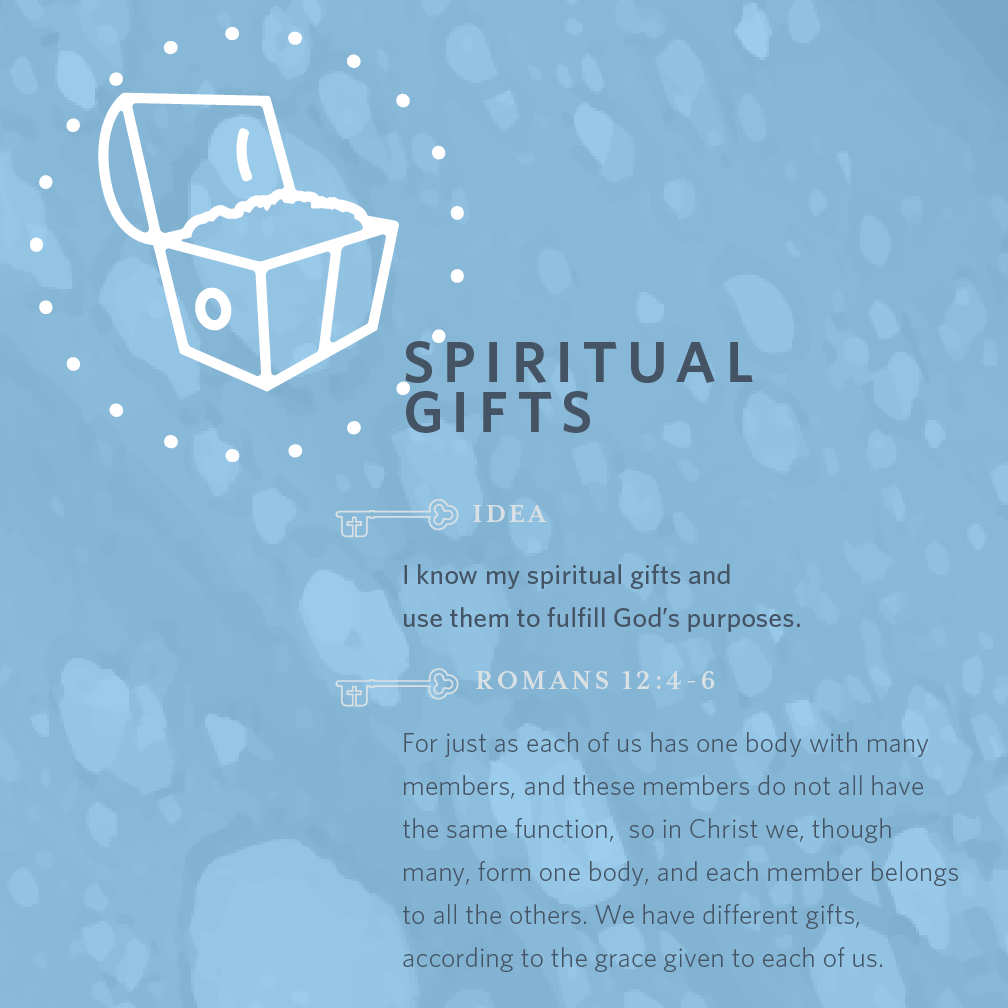 Spiritual Gifts | BELIEVE | Scott Jones — Westside Family Church