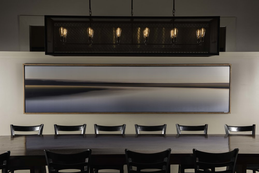 "Mid Tide  120"" x 29""  Redfish Restaurant - Bluffton, SC"