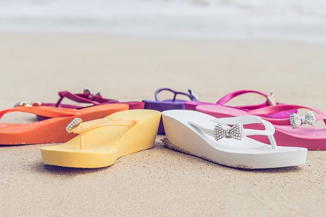 Happy Girl's Day!!! #popits #popitshawaii #sandals #slippers #charms #jewelry #beach #waikiki #hawaii #beach