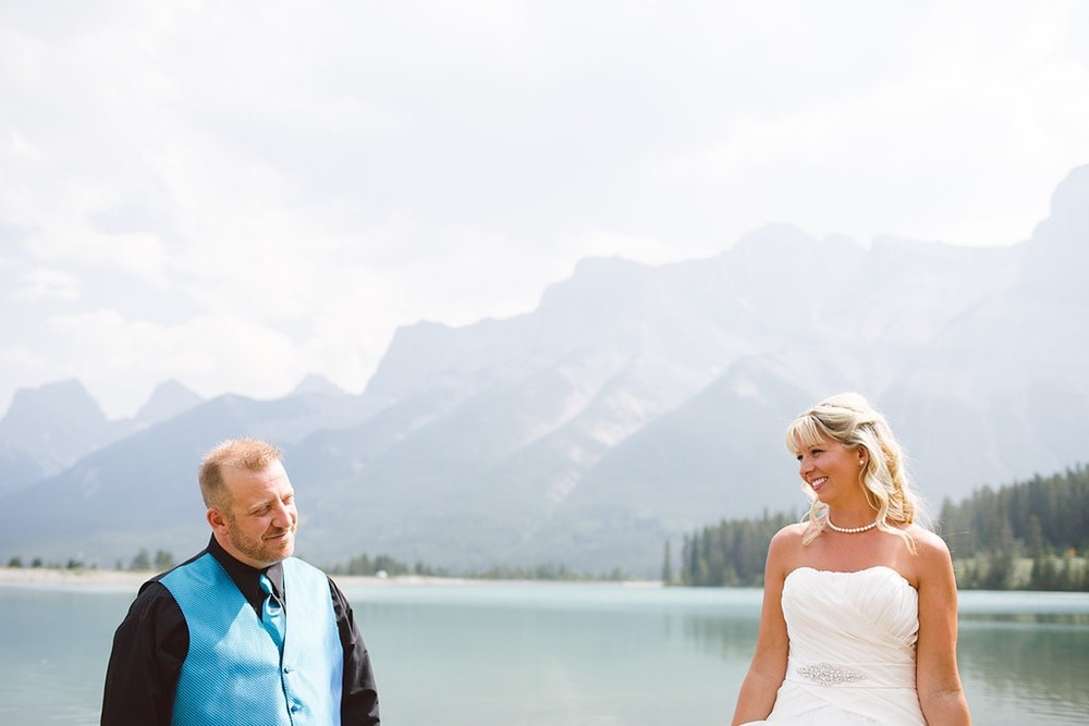 Canmore wedding vendor