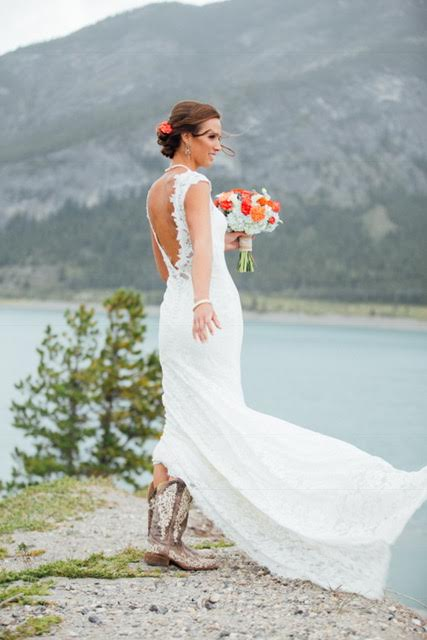 Kananaskis Country Wedding — Canmore Hairstylists - LILIES & LACE
