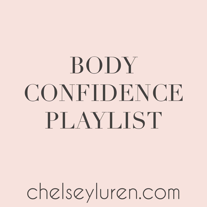 Body Confidence Playlist - Vancouver Boudoir Photography Chelsey Luren Portraits