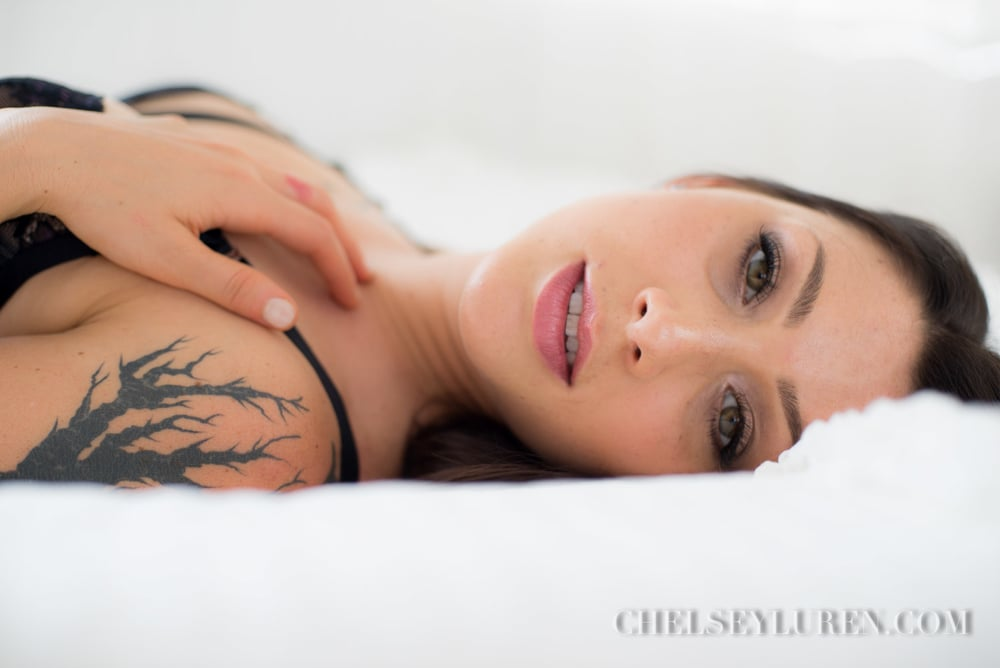 Vancouver Boudoir Photography by Chelsey Luren Portraits