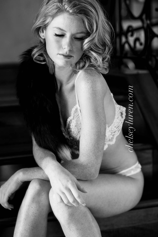 Vancouver boudoir photography by Chelsey Luren Dixon of Chelsey Luren Portraits