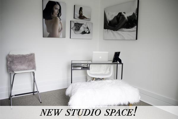 chelsey luren portraits - glamour portrait photography studio