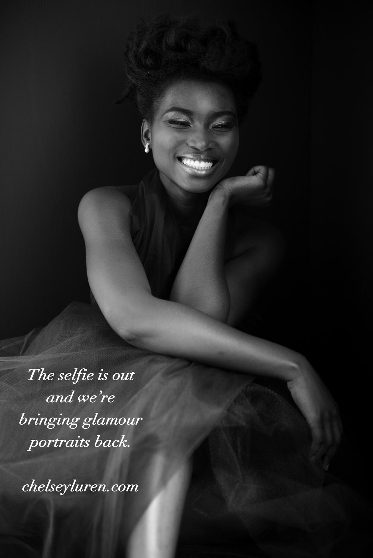 chelsey luren portraits - vancouver glamour and boudoir portrait photographer