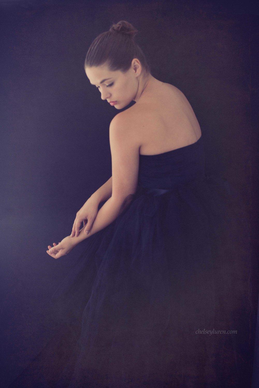 Chelsey Luren Portraits - Vancouver Glamour Photographer Chelsey Luren Dixon