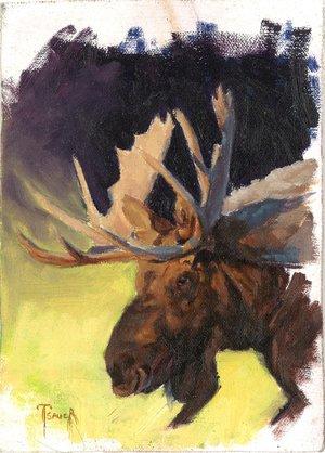 Little Moose (Sold)