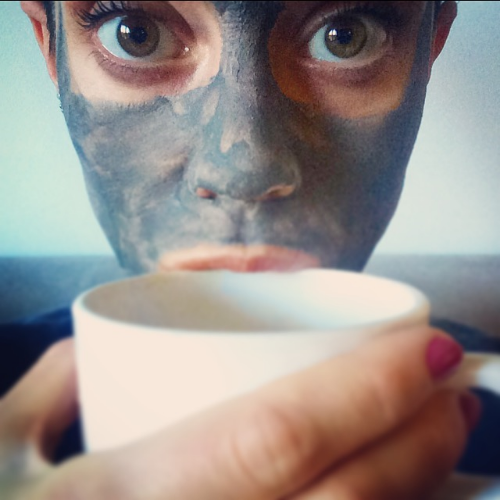 WHAT'S NEW? Charcoal Rescue Masque: All-In-One Treatment Masque. Detoxifies, Brightens and Invigorates All Skin Conditions