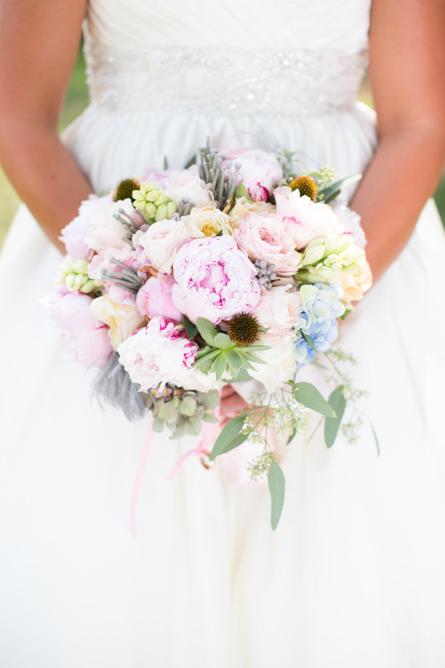 STYLE ME PRETTY: CAROLINE & ADAM'S CLASSIC COUNTRY WEDDING