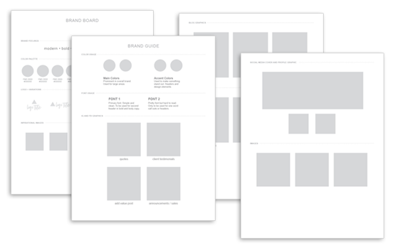 brand guide templates