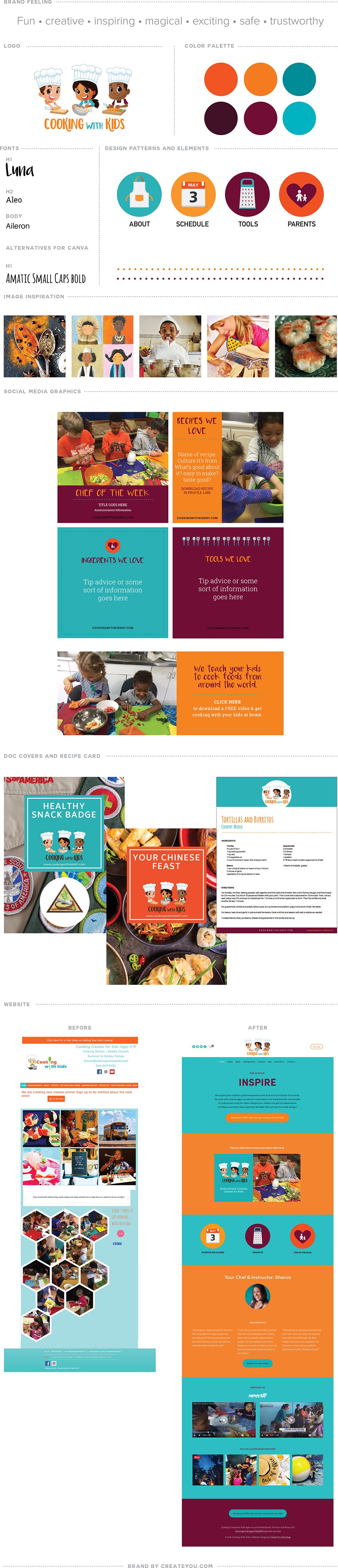 cooking with kids brand board.jpg