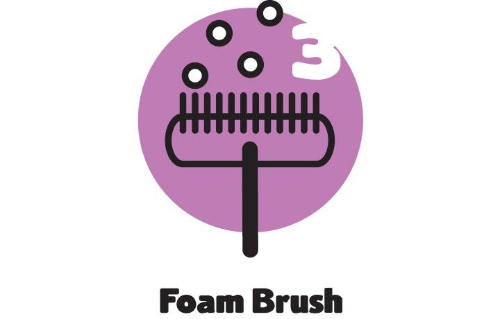 Purple Octopus Multiwash Self Serve Car Wash Foam Brush