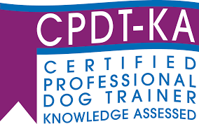 CPDT Certified Trainer