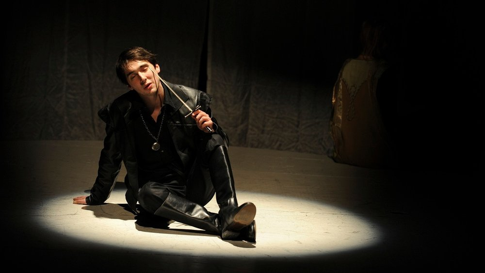 Hamlet     Directed by Malcolm Morrison  Photo: Mike McMath