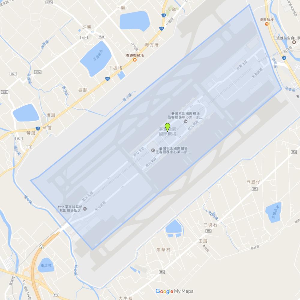 桃園國際機場Uber 上車地點 - 第一航廈入境大廳會面點 21、會面點 23第二航廈入境大廳會面點 28、會面點 29