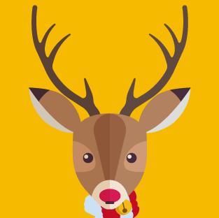 🔴紅鼻魯道夫🔴聖誕節做什麼? -