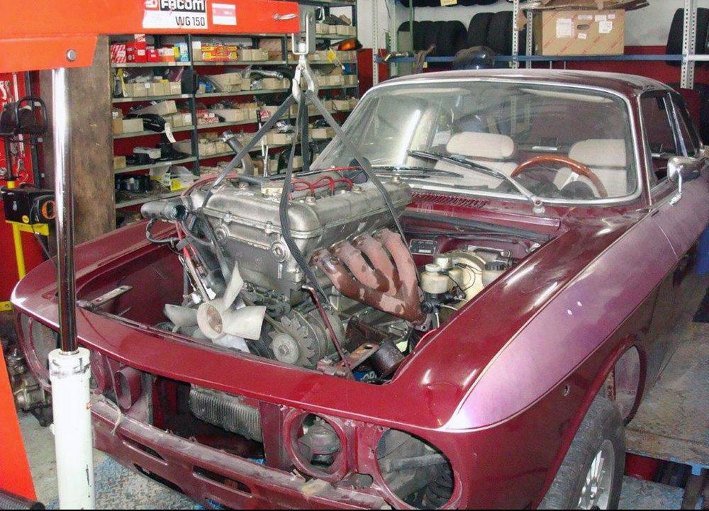 Garage Roland Rüegg - Fahrzeug Restaurationen