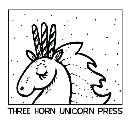 Three Horn Unicorn Press