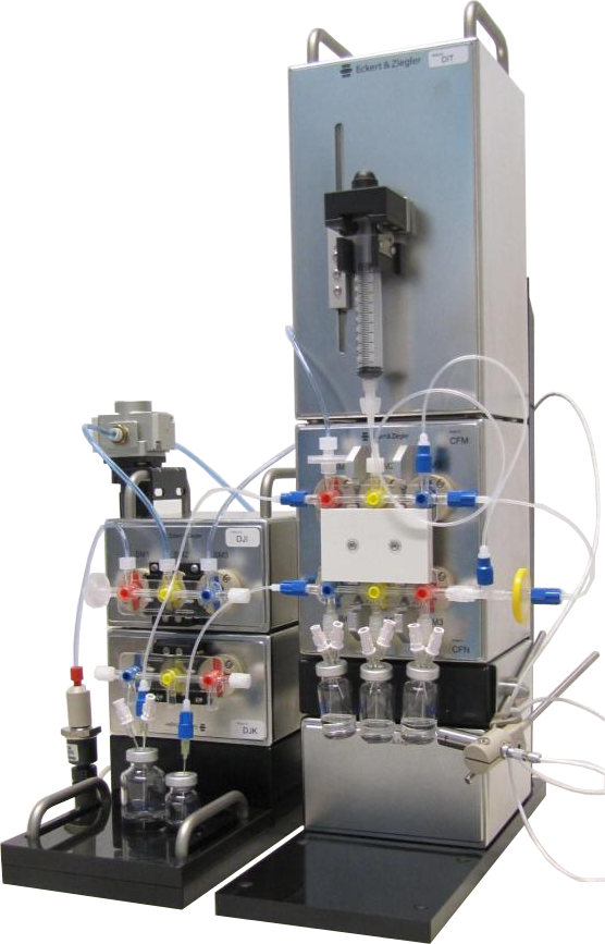 Modular-Lab Dispensing Unit
