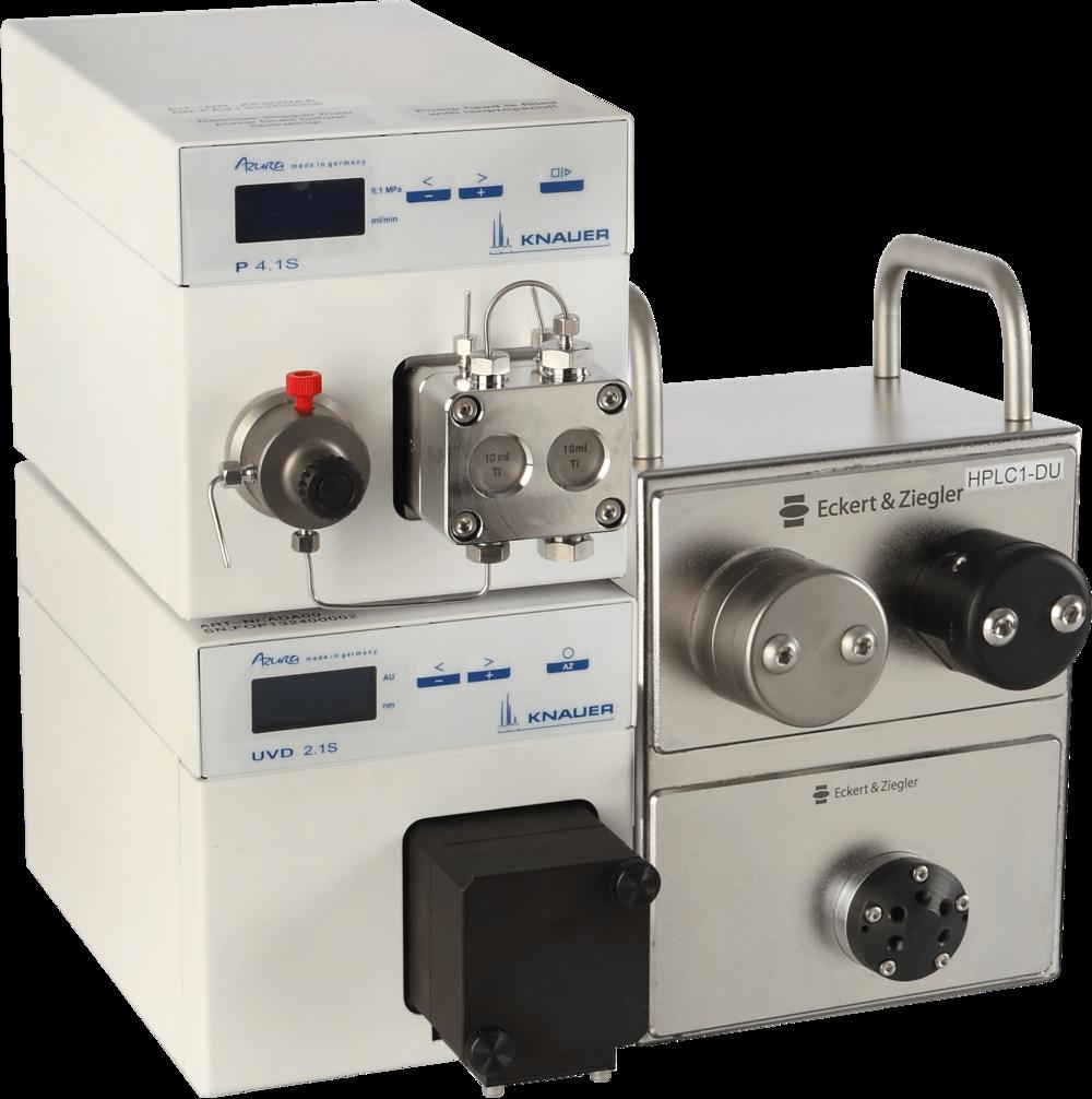Modular-Lab HPLC System